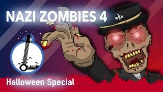 Repeat youtube video NAZI ZOMBIES 4 - The Lyosacks Halloween Special