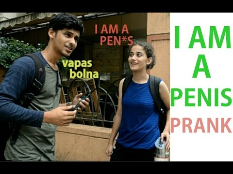 Im a Penis Prank On Girls | Pranks In India | Tango Tube