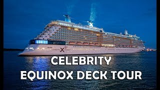 Celebrity Equinox Tour Deck By Deck Youtube
