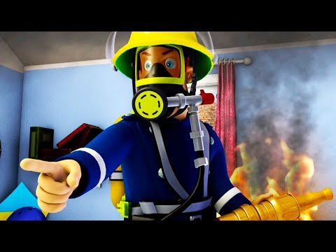 Fireman Sam US New Episodes | Danger for Lady Pufflepaws and Norman | 1 Hour | Cartoons for Children