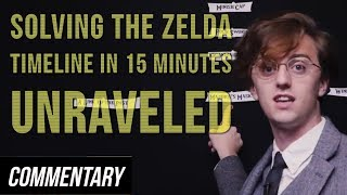 [Blind Reaction] Solving the Zelda Timeline in 15 Minutes: Unraveled