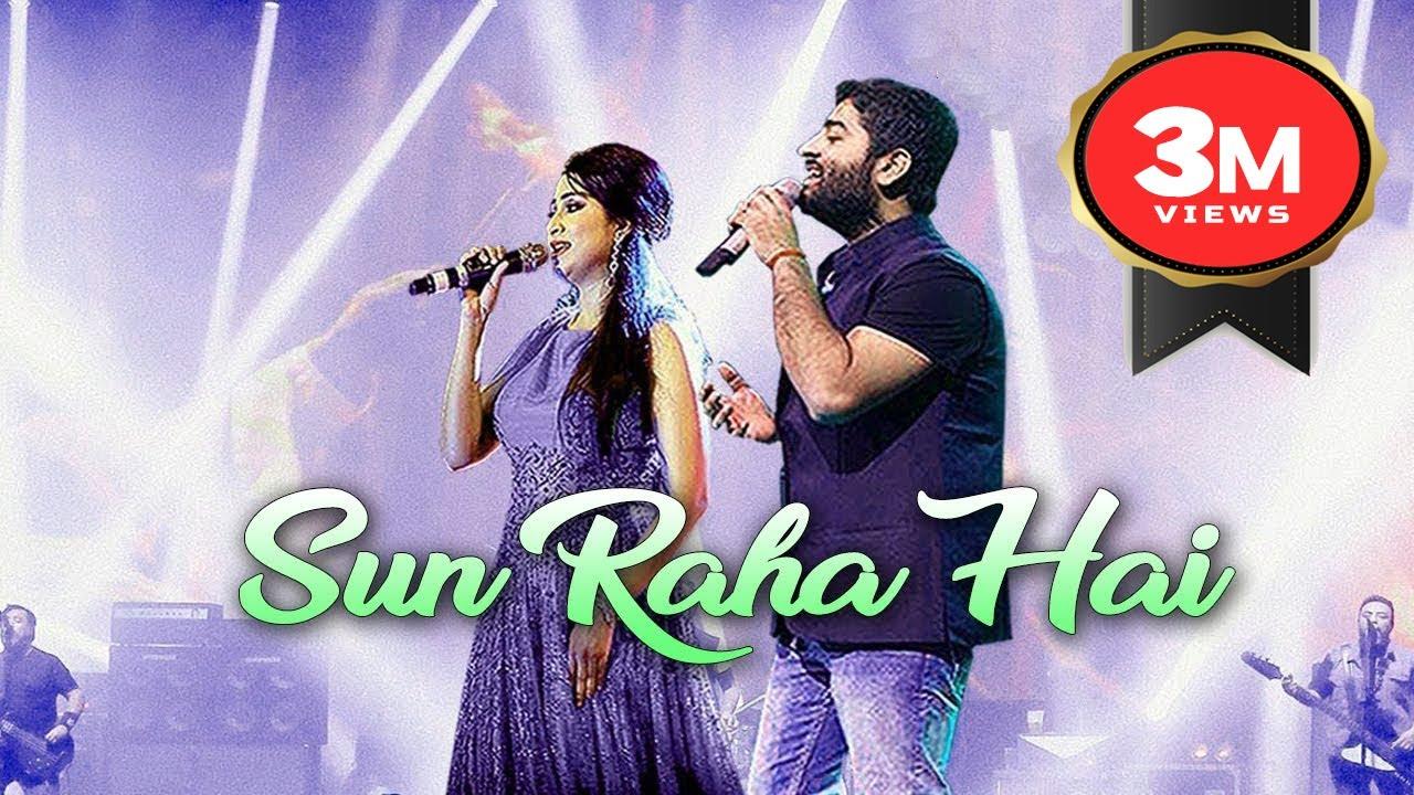 Sun Raha Hai Na - Live | Shreya Ghoshal | Arijit Singh | Best of Live