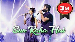 vuclip Sun Raha Hai Na - Live | Shreya Ghoshal | Arijit Singh | Best of Live