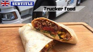 Igazi kamionos ételek - Real Truck driver Meal 4
