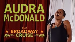 "Audra McDonald sings ""Hurry! It"
