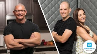 Robert Irvine: Chef, Lifter, Soldier, TV Star | The Bodybuilding.com Podcast | Ep 13