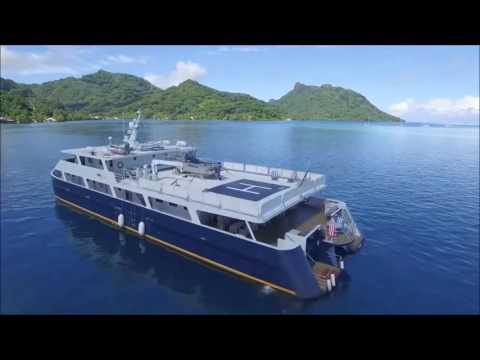 Island Passage, the Yacht experience #borabora