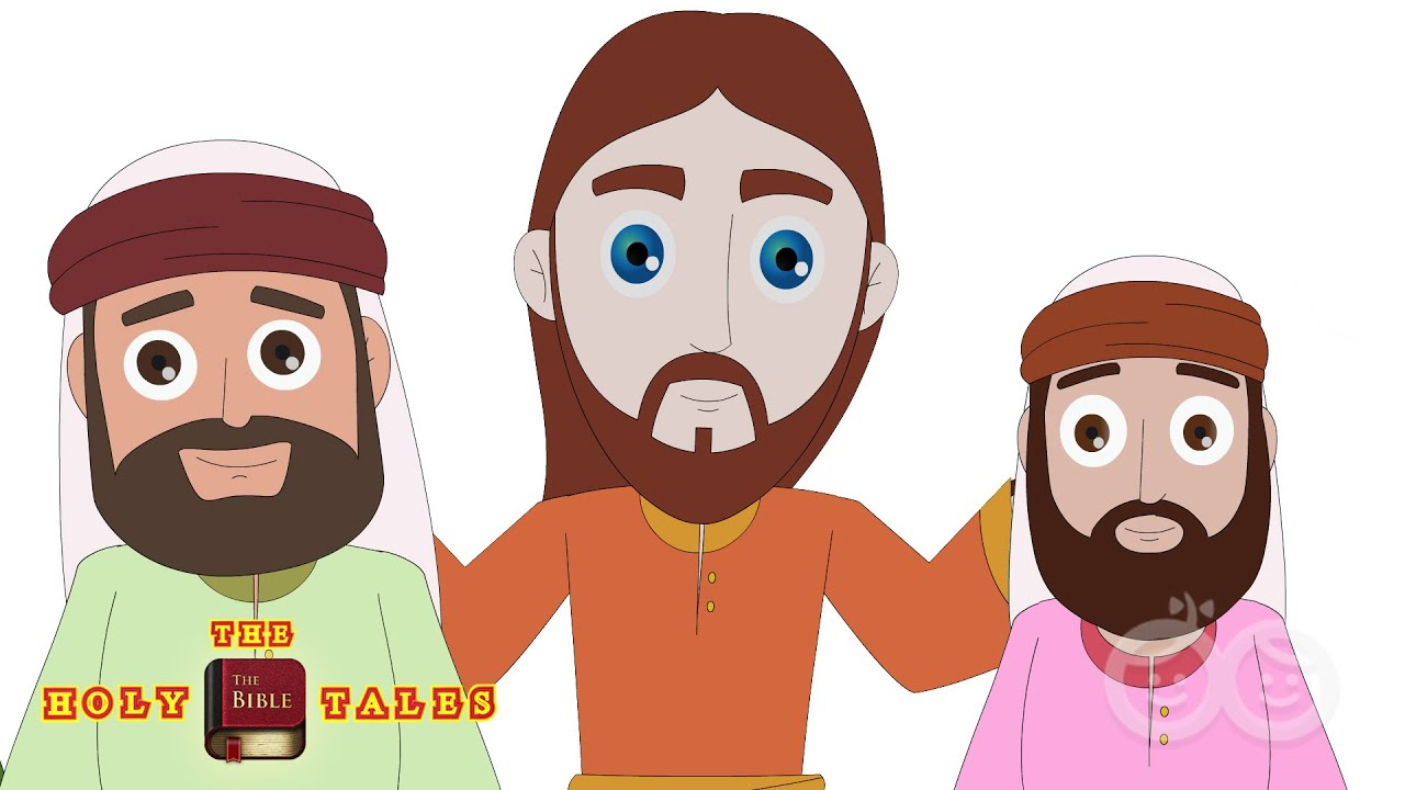 Jesus Is Special | Animated Children's Bible Stories | Holy Tales