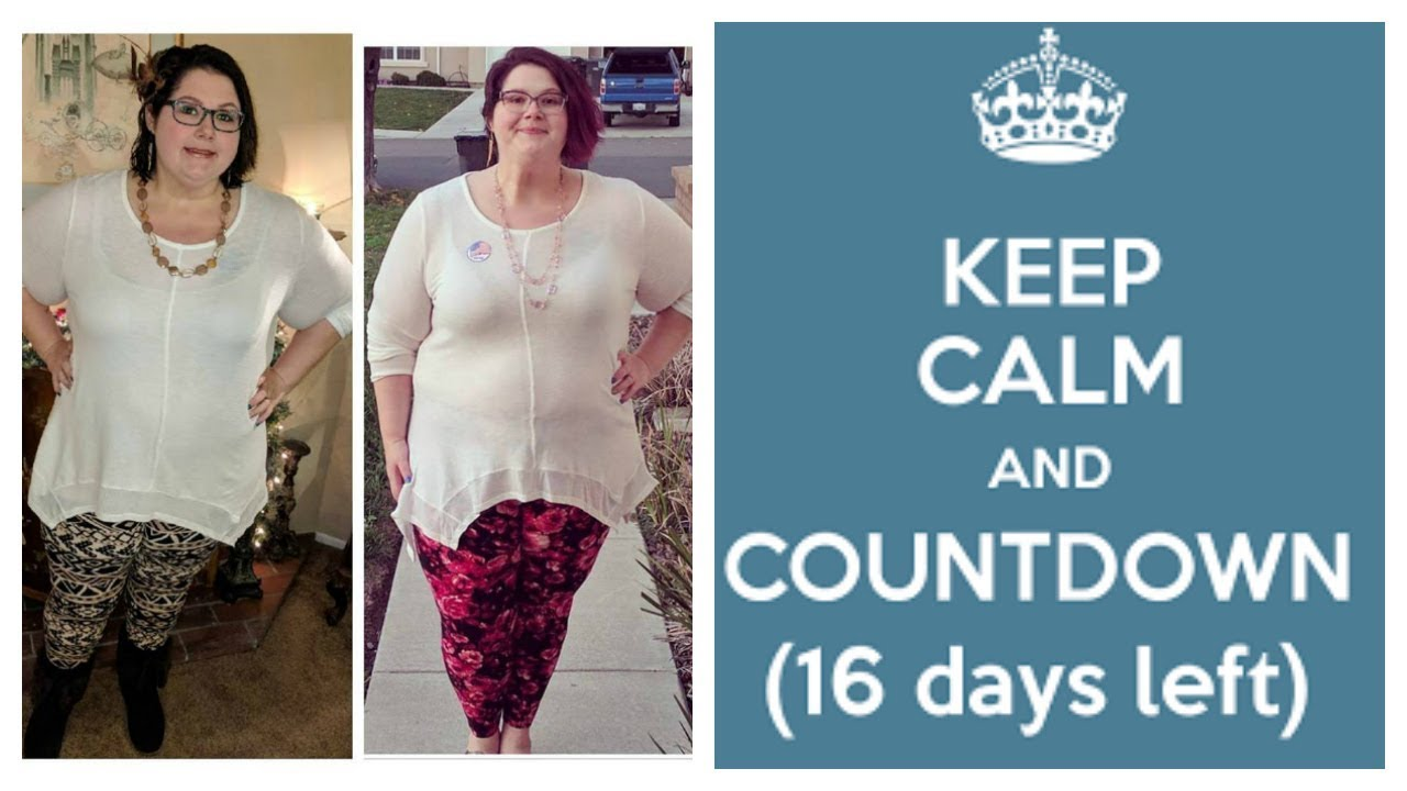 Countdown To Gastric Bypass Revision Surgery 16 Days To Go 4 Mile