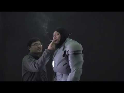 Iron Man Mark III Suit - functional costume by Mastor Kang