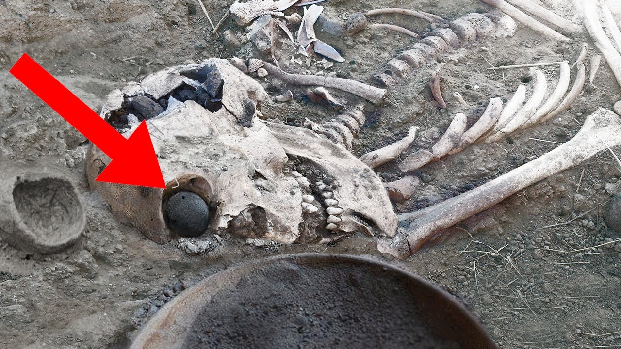 10 Most Shocking Archaeological Discoveries Found!