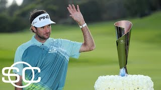 Bubba Watson wins Genesis Open after competing in NBA All-Star Celebrity Game | SportsCenter | ESPN