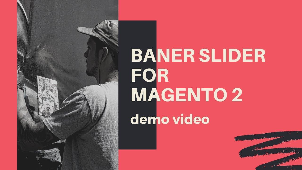 Banner Slider for Magento 2
