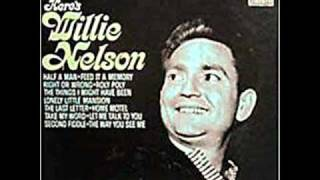Watch Willie Nelson Lonely Little Mansion video