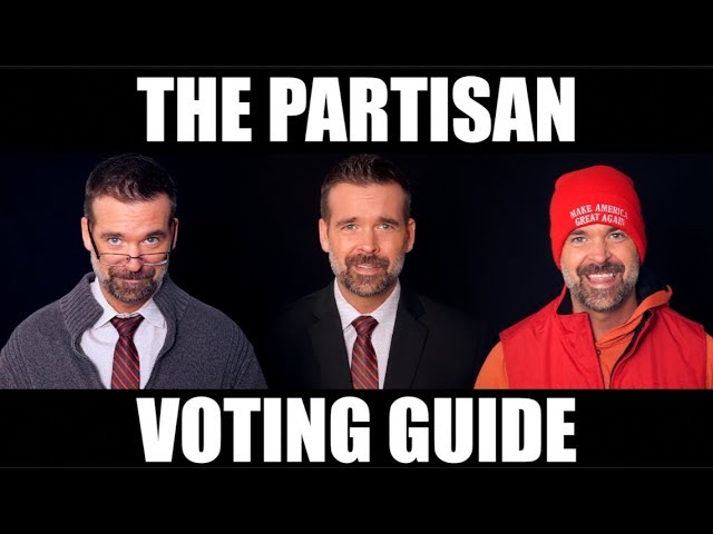 The Partisan Voting Guide