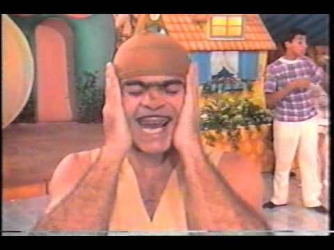 CLUBE DO SEU BONECO - TV MANCHETE - 1995