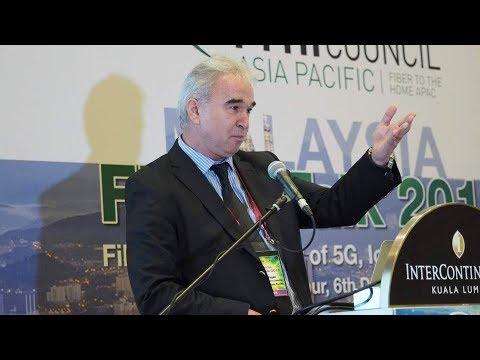 FTTH Council Asia-Pacific Malaysia FIBERTalk 2018 - Guven Togan