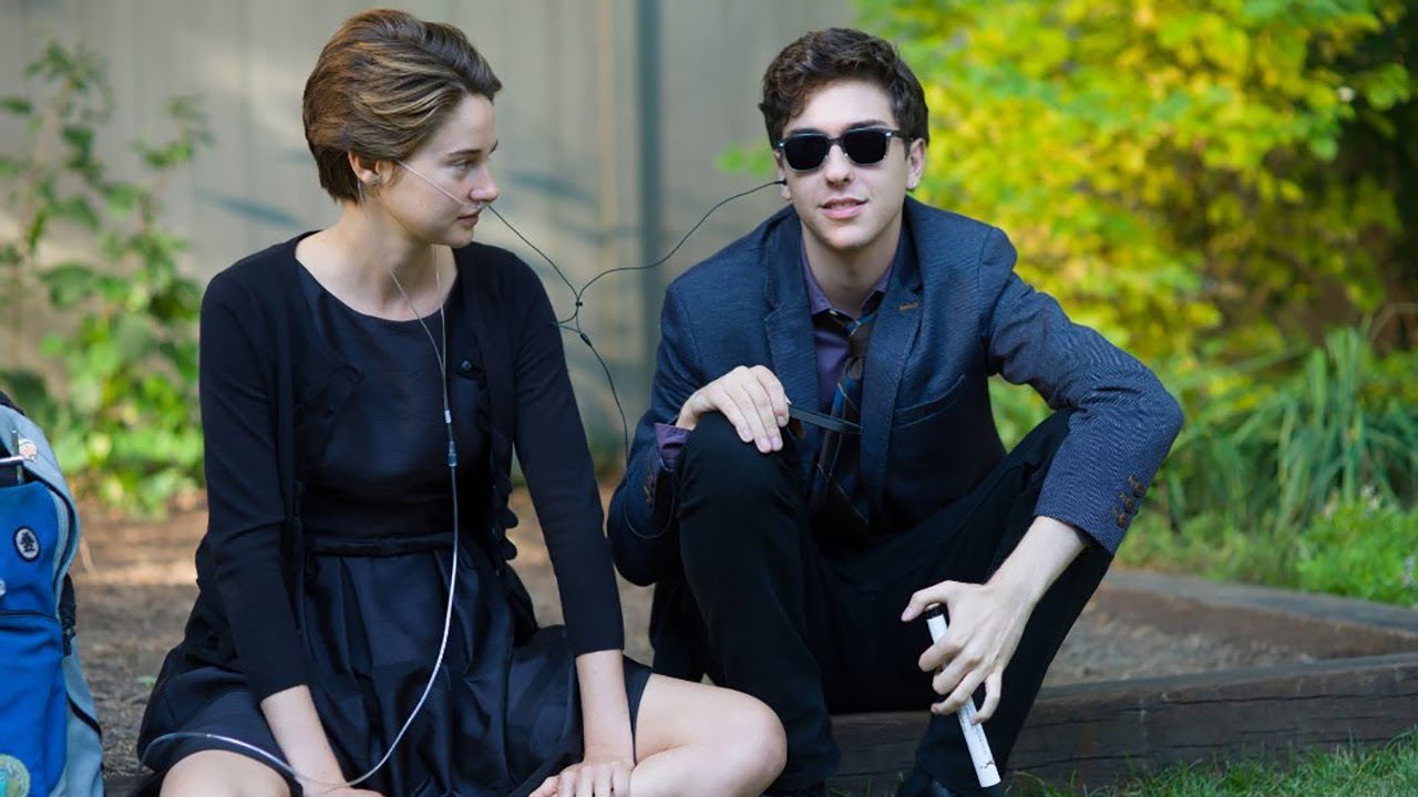 The Fault In Our Stars: Shailene Woodley, Nat Wolff & John Green Interview