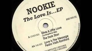 Nookie   Give A Little Love (Summertime Mix)( Dj didi )
