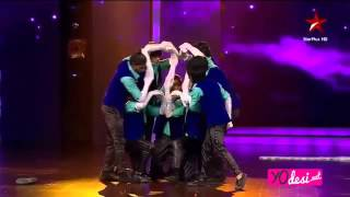 Dance Plus Question Mark Crew 6th September Dance Performance