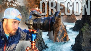 An Epic Landscape Photo Location in Oregon