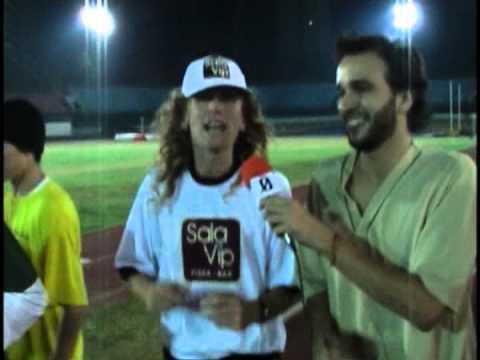 Entrevista com Roberto Losada na Virada Esportiva 2007