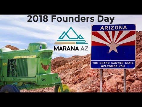 Marana Founders Day 2018