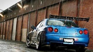 NISSAN SKYLINE GT-R R34 (НИССАН СКАЙЛАЙН)(10-е поколение Nissan Skyline было представлено в мае 1998 в кузовах R34 с большим акцентом на спортивность и соответст..., 2014-03-14T01:47:53.000Z)