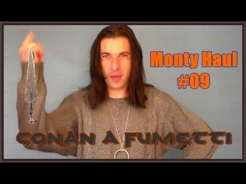 CONAN A Fumetti - Monty Haul #09