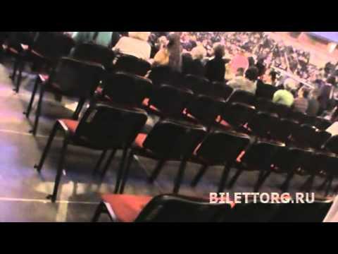 Видео: Схема Лужников, Дворец спорта Лужники, амфитеатр