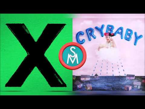 Ed Sheeran vs Melanie Martinez - Don't Have Cake (Mashup)
