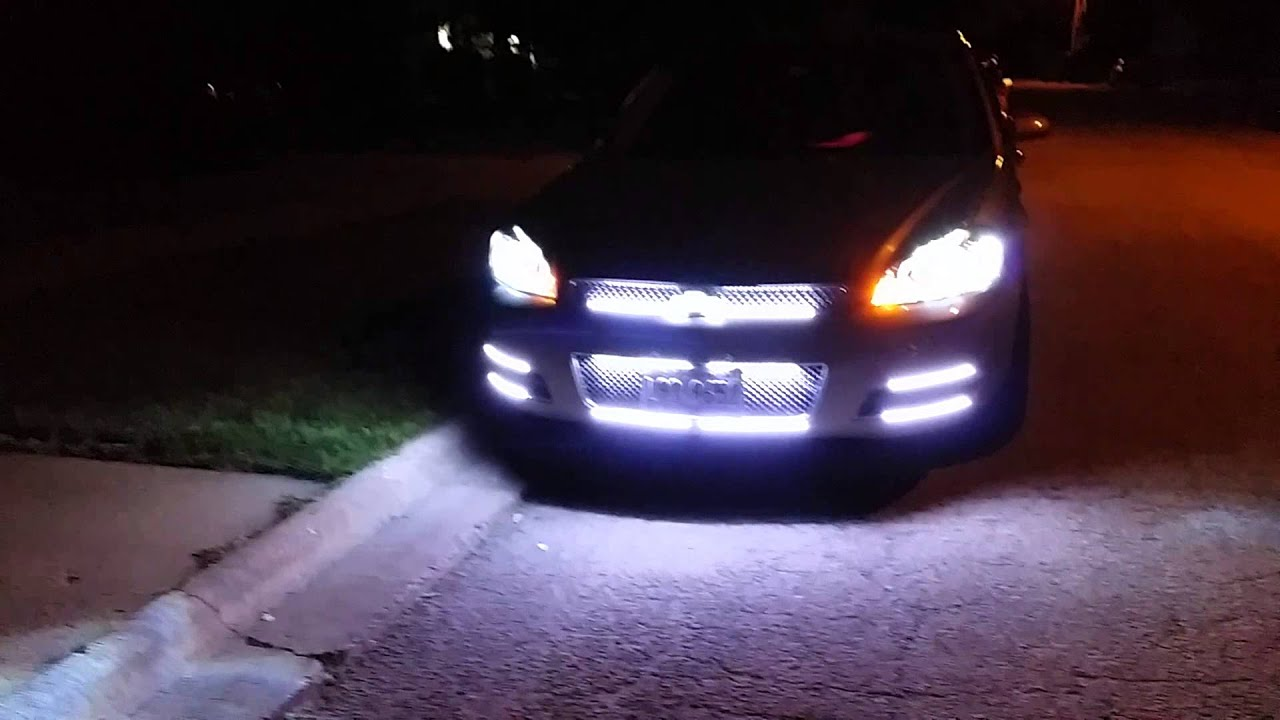 Chevy Impala 2014 Ss Custom