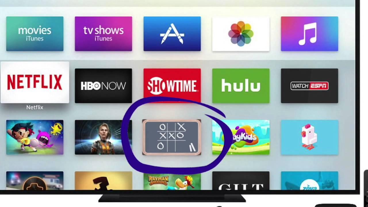 Apple TV apps  Convert an iPhone app to Apple TV using TVOS