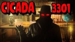 CICADA 3301 - Fique longe deles! (diz ex-recrutado)
