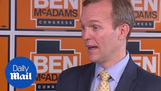 Ben McAdams, Utah, defeats Mia Love, says he will not vote Pelosi