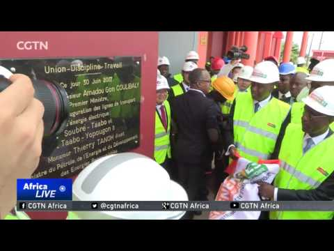 Construction of Cote d'Ivoire's Soubre hydroelectric dam completed