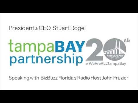 PODCAST: President & CEO Stuart Rogel Speaks with BizBuzz Florida News