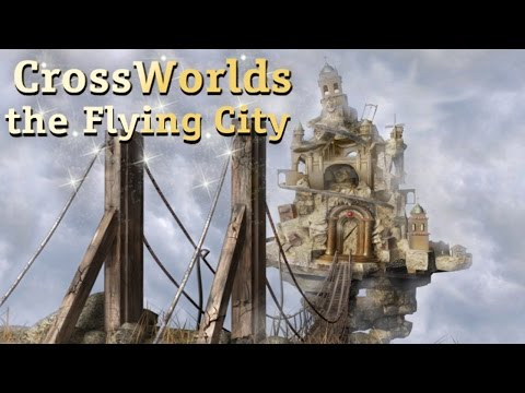 CrossWorlds: the Flying City for Google Play
