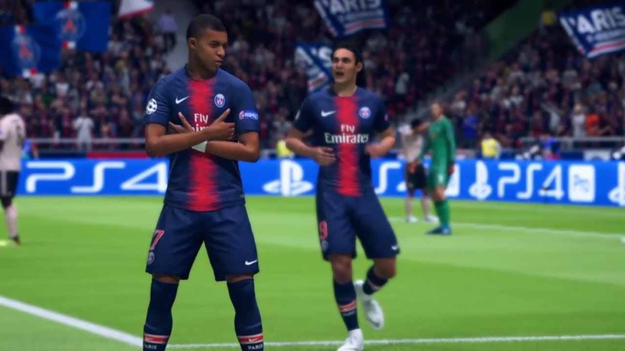 Kylian Mbappe Celebration Little Brother Fifa 19 Tutorial Pc Ps4 Xbox 360 Xbox One Ps3