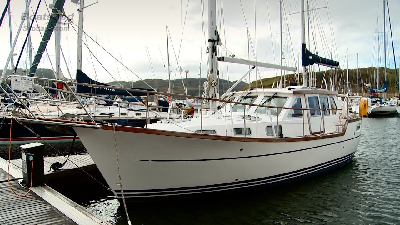 Yacht for Sale - Nauticat 331 ...