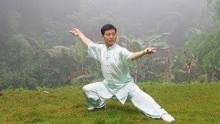 Восточная гимнастика Тай Цзи. Фитнес. GuberniaTV