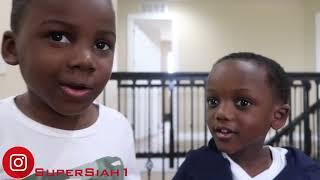 Super Siah & Dj Hypnotize's Yaya and The Pierre Sisters