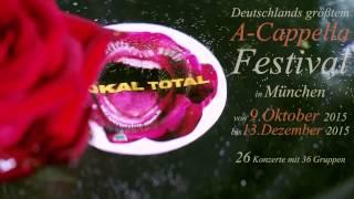 Vokal-Total-Teaser 2015 - Festivalstart: 9. Okt.