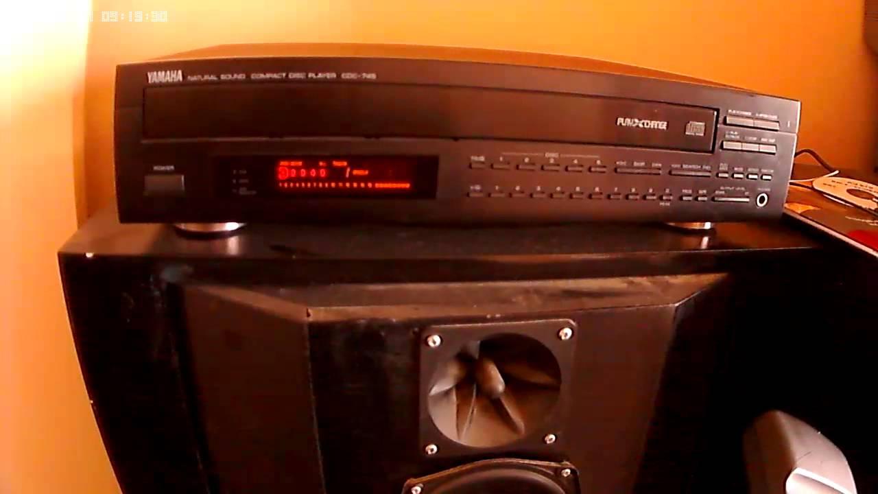 Yamaha Cdc  Cd Player