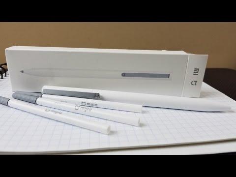 видео: Ручка xiaomi mijia mi pen обзор отзыв. НЕ умная и дешевле parker rollerball. Стоит ли своих денег?