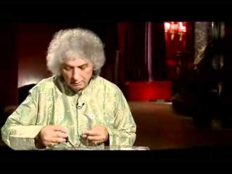 Art Talk - Pandit Shiv Kumar Sharma (Santoor Maestro) Part 2 of 2