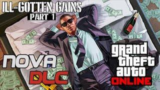 GTA V: NOVA DLC ANUNCIADA - 'ILL GOTTEN GAINS e DATA DE LANÇAMENTO