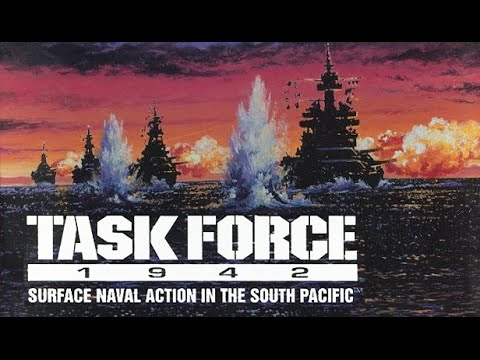 Task Force 1942: Surface Naval Action in the South Pacific - Night Dive Studios Trailer