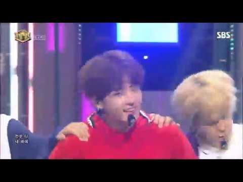 방탄소년단 (BTS) - GO GO 교차편집 (stage mix)