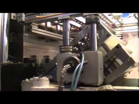 RP VERTICAL PET PREFORM MACHINE FOR SALE